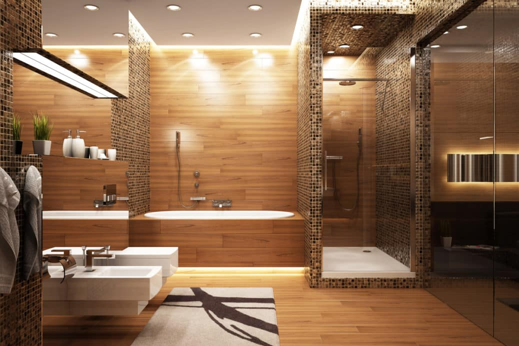 For Many People, Their Bathroom Is A Place Where They Can Relax. If You Are  Looking To Make Your Ordinary Bathroom Into A Relaxing Retreat, There Are  Three ...